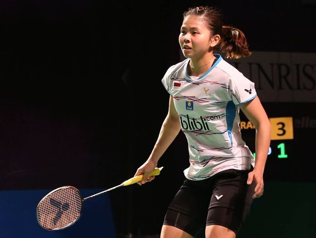 POLII AND LEE CLINCHED DOUBLE TITLES OF INDIA OPEN