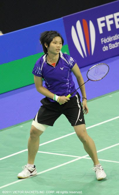 Chinese Taipei's young female prodigy Tai Tzu Ying made it to the semis at the French Open