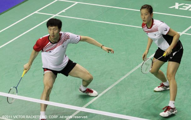 South Korean mixed doubles pair Yoo Yeon Seong/ Jang Ye Na have been unstoppable recently