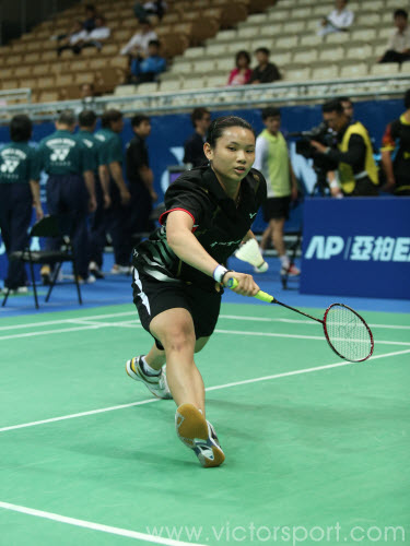 Tai Tzu Ying  in 2012 Chinese Taipei Open