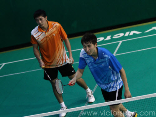 Chinese Taipei Men's Double-Tsai Chia Hsin / Lee Sheng Mu